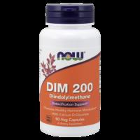 DIM 200 Diindolylmethane - 90 Veg Capsules