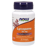 Lycopene 20mg 50 Softgels
