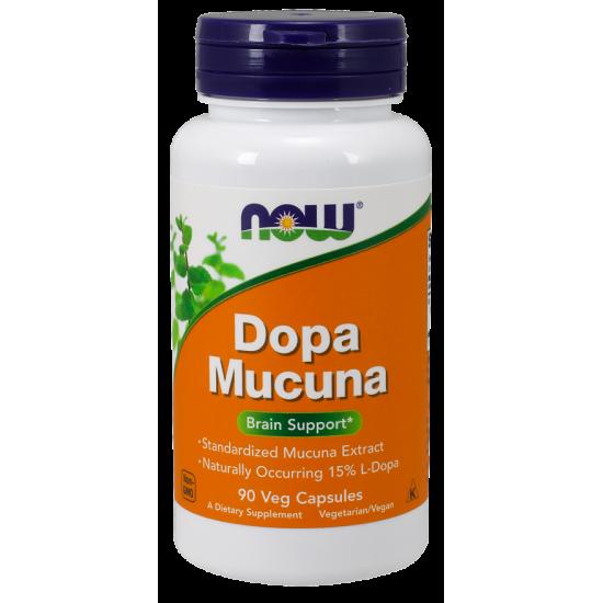 DOPA Mucuna - 90 Veg Capsules