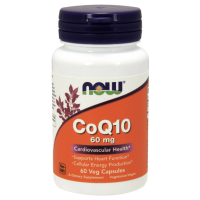 CoQ10 60 mg - 60 Veg Capsules