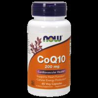 CoQ10 200 mg - 60 Veg Capsules