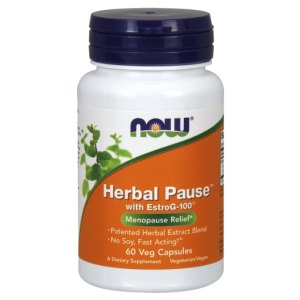Herbal Pause™ with EstroG-100® - 60 Veg Capsules
