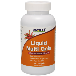 Liquid Multi Gels - 180 Softgels