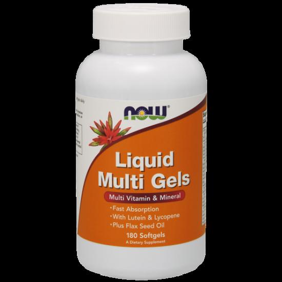 Liquid Multi Gels - 180 Softgels