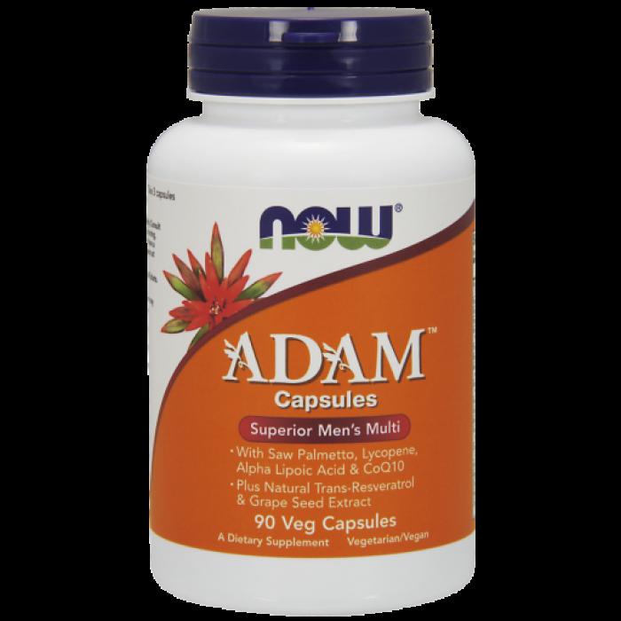 ADAM™ Superior Men's Multiple Vitamin - 90 Veg Capsules