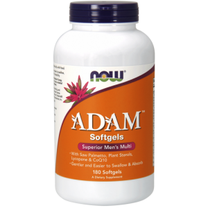 Adam™ Men's Multiple Vitamin - 180 Softgels