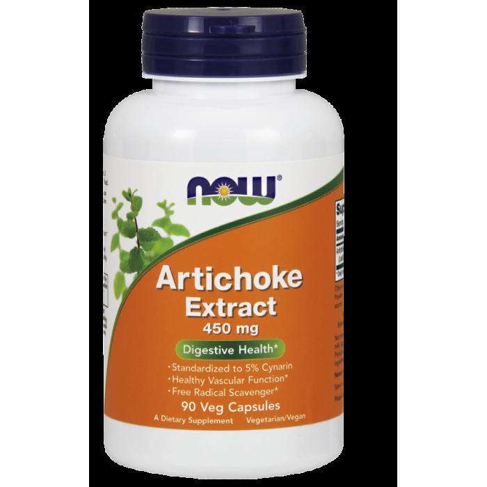 Artichoke Extract 450 mg 90Capsules