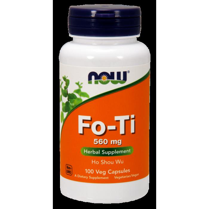 Fo-Ti 560 mg Veg 100Capsules