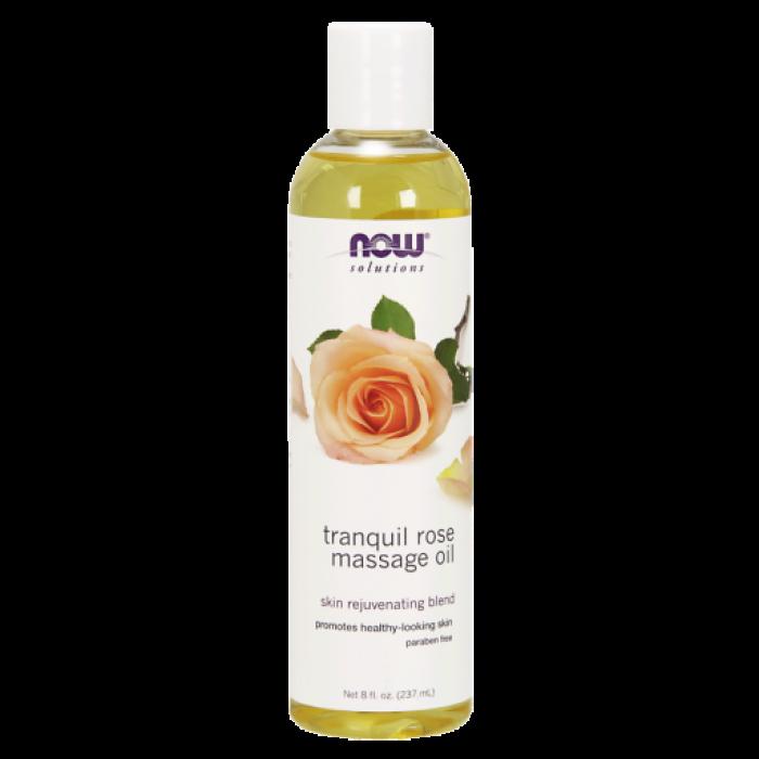 Tranquil Rose Massage Oil - 8 fl. oz. ( 237 ml )