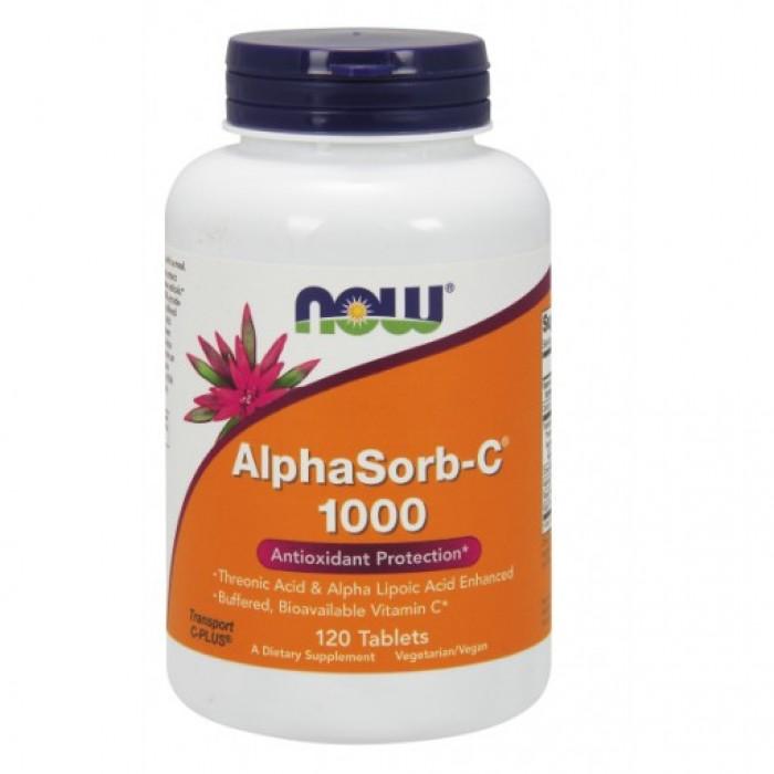 AlphaSorb-C™ 1000 - 120 Tablets