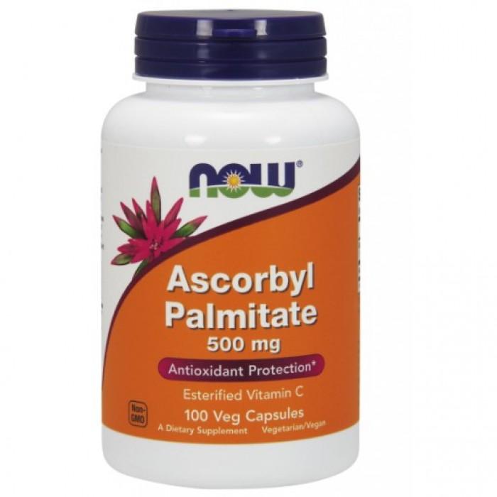 Ascorbyl Palmitate 500 mg - 100 Vcaps®