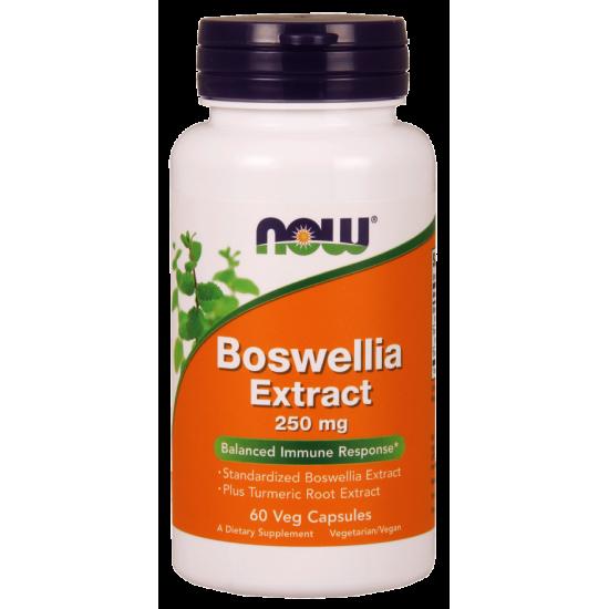 Boswellia Extract 250 mg Veg 60 Capsules