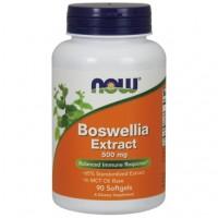 Boswellia Extract 500 mg - 90 Softgels / Szavatossági idő: 2020 - 10 - 31.