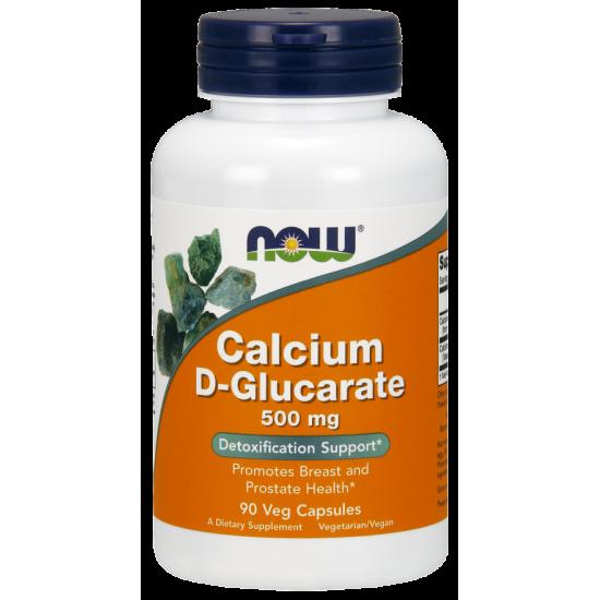 Calcium D-Glucarate 500 mg 90 Veg Capsules