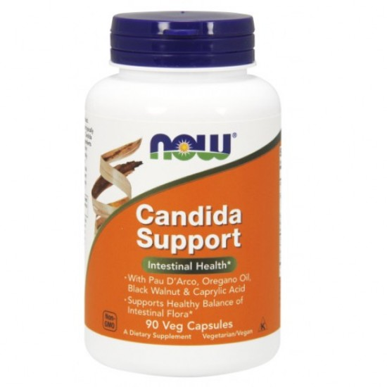 Candida Support - 90 Veg Capsules