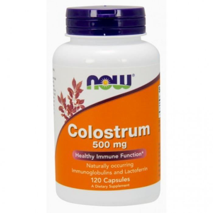 Colostrum 500 mg - 120 Veg Capsules