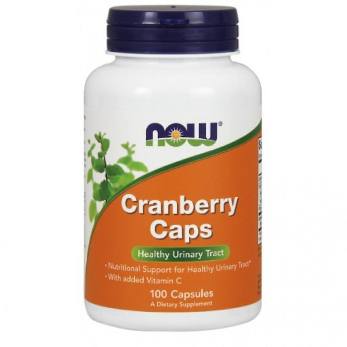 Cranberry Caps - 100 Veg Capsules