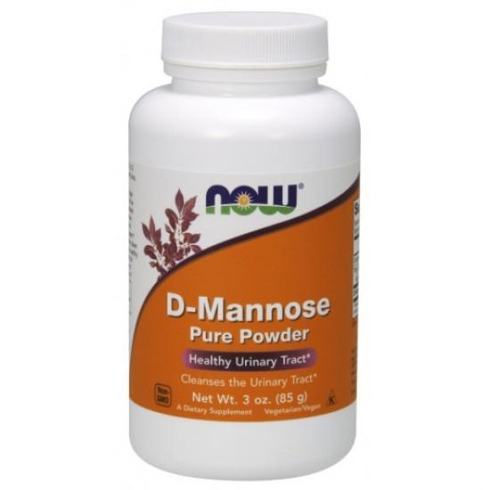 D-Mannose por 3 oz. 85 g.