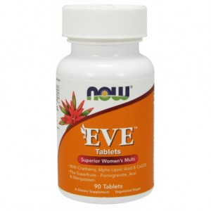 Eve Women's Multiple Vitamin - 90 Tablets