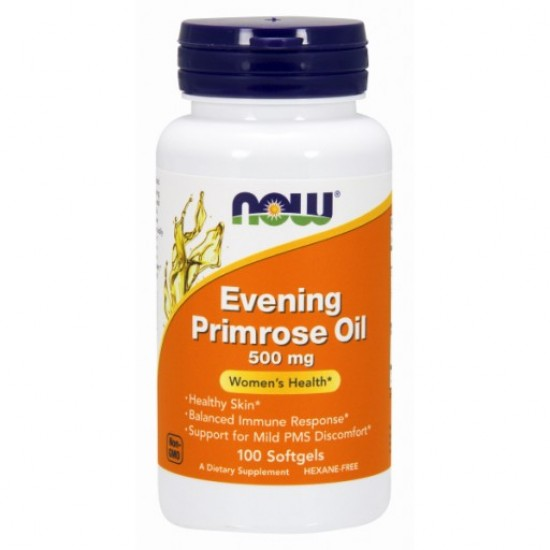 Evening Primrose Oil 500 mg -100 Softgels