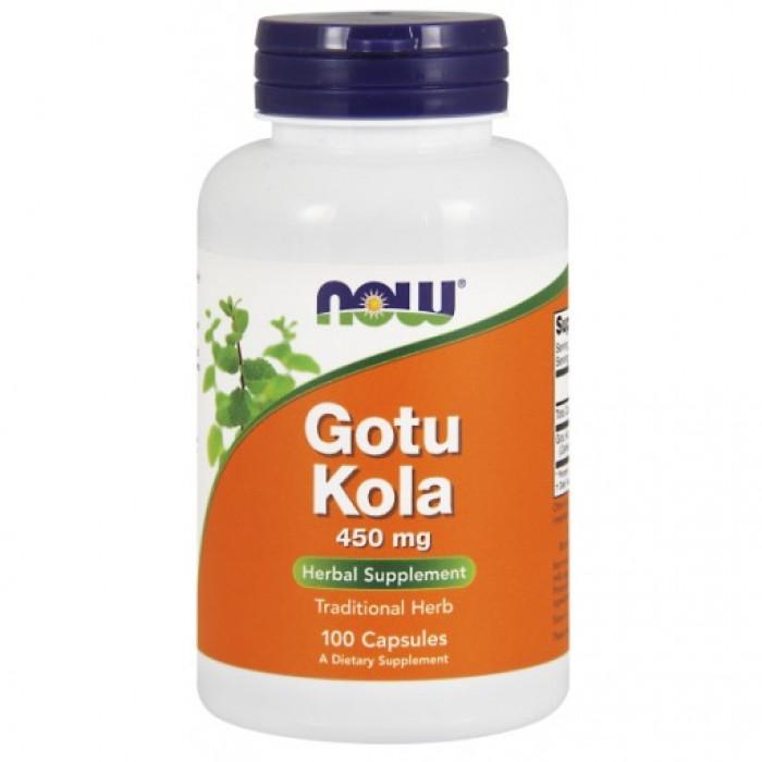 Gotu Kola 450mg 100 kapszula
