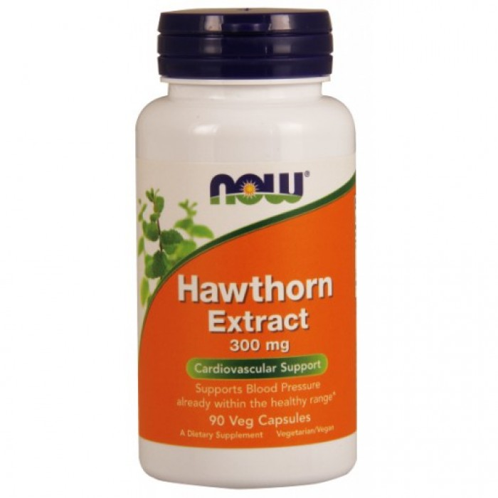 Hawthorn Extract 300 mg - 90 Veg Capsules