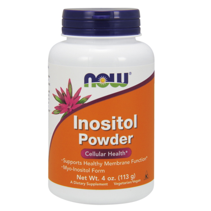 Inositol Powder Vegetarian - 4 oz. ( 113 g )