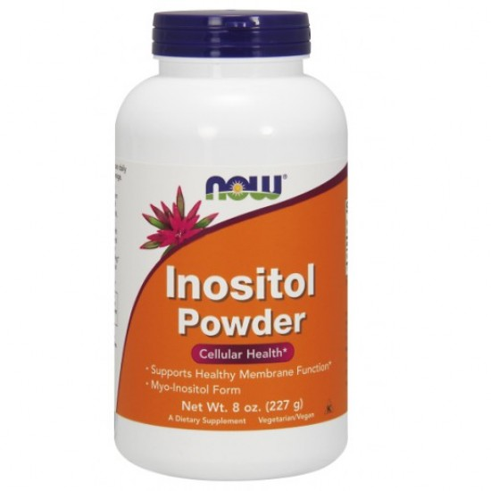 Inositol Powder Vegetarian - 8 oz. ( 227 g)