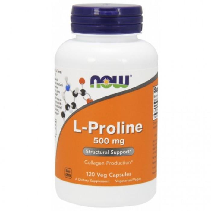 L-Proline 500 mg - 120 Vcaps®