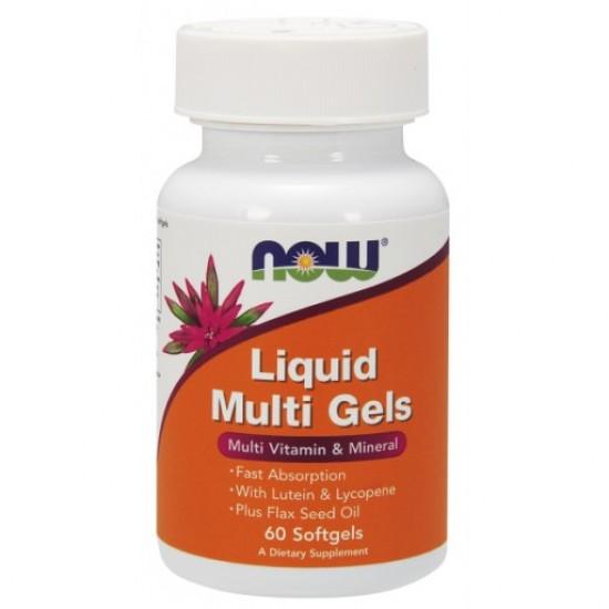 Liquid Multi Gels - 60 Softgels