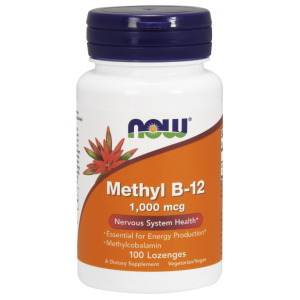 Methyl B-12 1,000 mcg 100 Lozenges