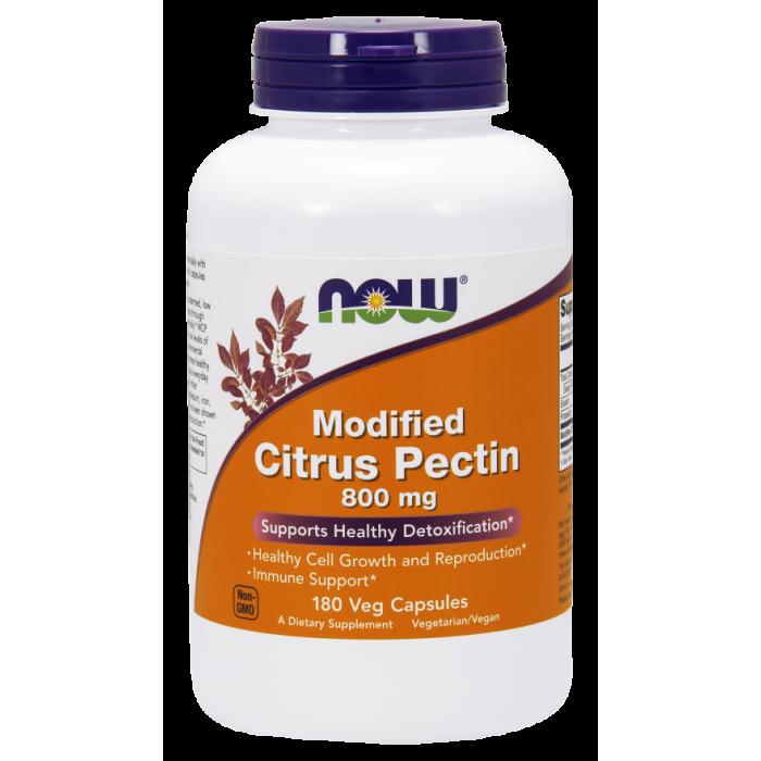 Modified Citrus Pectin 800 mg - 180 Veg Capsules