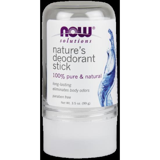 Nature's Deodorant Stick (Stone)