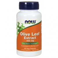 Olive Leaf Extract 500 mg - 60 Veg Capsules