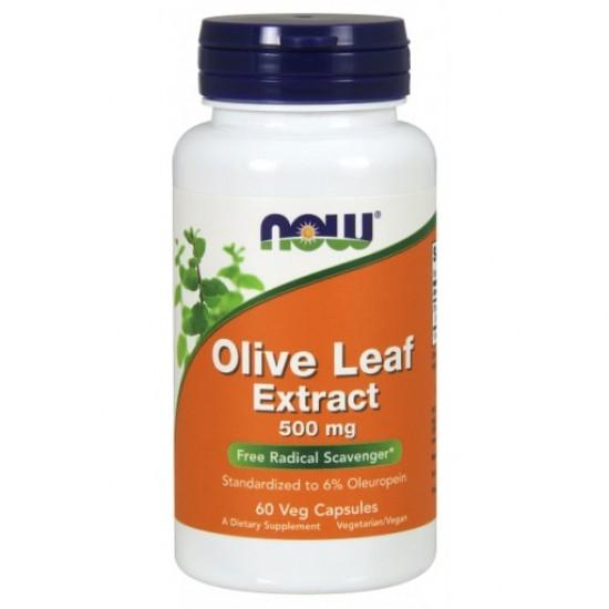 Olive Leaf Extract 500 mg - 60 Veg Capsules