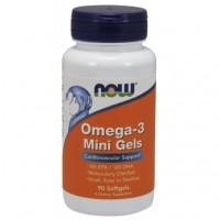 Omega-3 Mini Gels - 90 Softgels