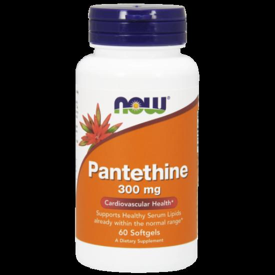 Pantethine 300 mg - 60 Softgels