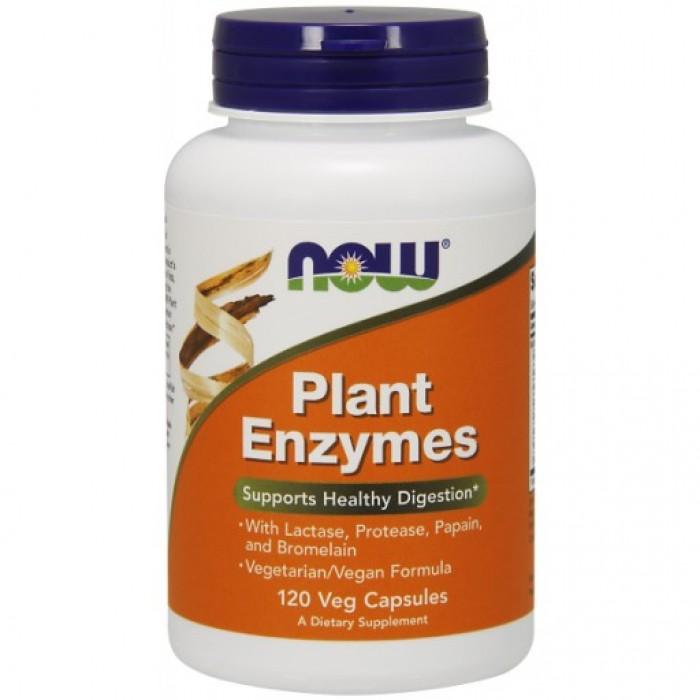 Plant Enzymes - 120 Veg Capsules