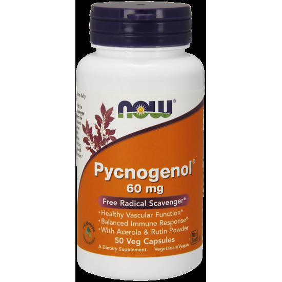 Pycnogenol® 60 mg - 50 Veg Capsules