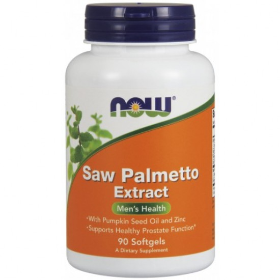 Saw Palmetto Extract 80 mg - 90 Softgels