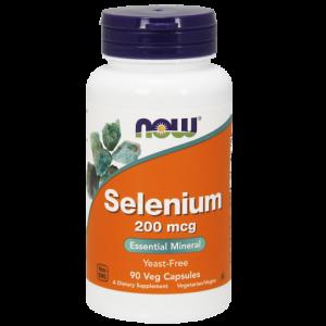 Selenium 200 mcg - 90 Veg Capsules