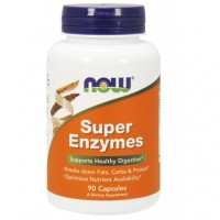 Super Enzymes - 90 Capsules