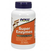 Super Enzymes - 90 Tablets