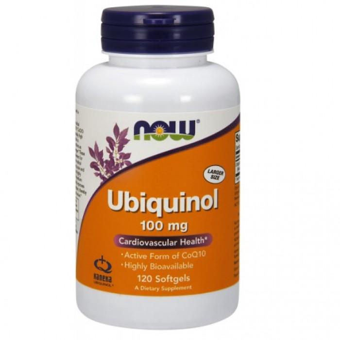 Ubiquinol 100 mg - 120 Softgels