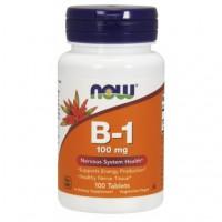 B-1 (Thiamine) 100mg - 100 Tablets