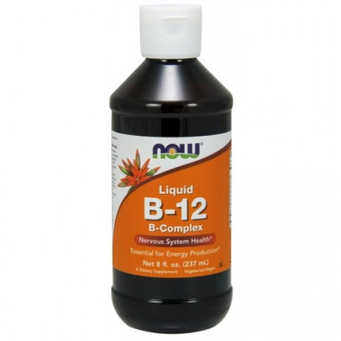 B-12 Complex Liquid - 8 oz.