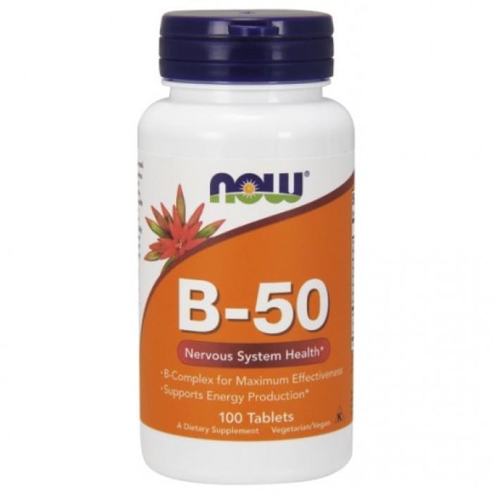 B-50 - 100 Tablets