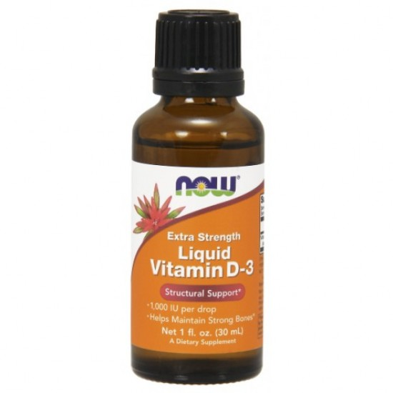 D-3 Liquid Extra Strength - 1 oz.