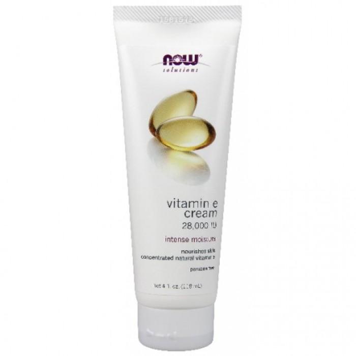 Vitamin E Cream 28,000 IU - 4 oz. ( 118 ml )