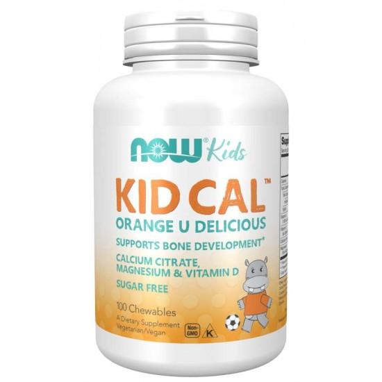 Kid Cal - 100 Chewables